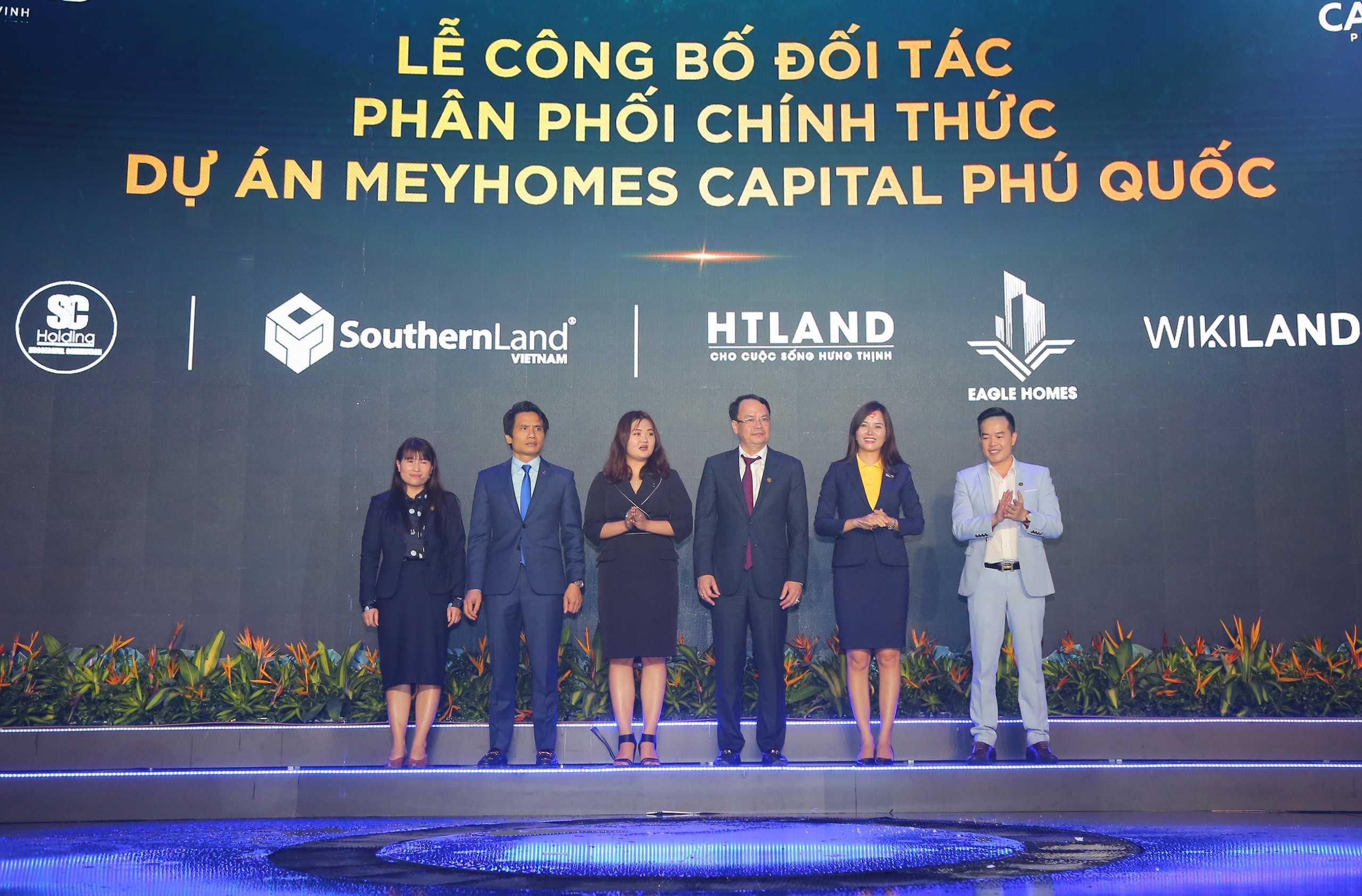 Chính thức công bố đại lý phân phối Meyhomes Capital Phú Quốc