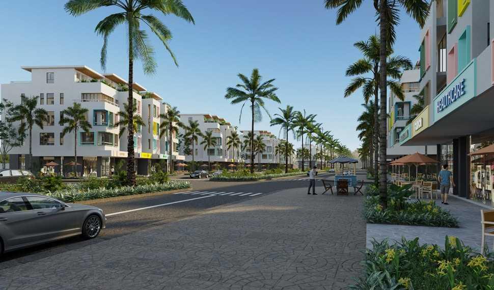 Shop House dự án MeyHomes Capital Phú Quốc