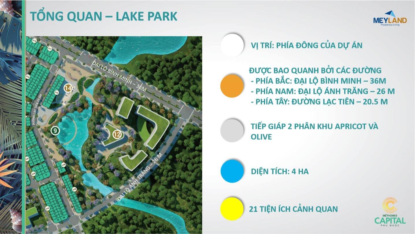 Lake Park - MeyHomes Capital Phu Quoc