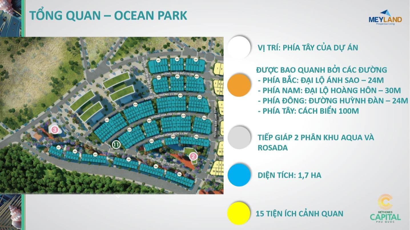 Ocean Park - MeyHomes Capital Phu Quoc