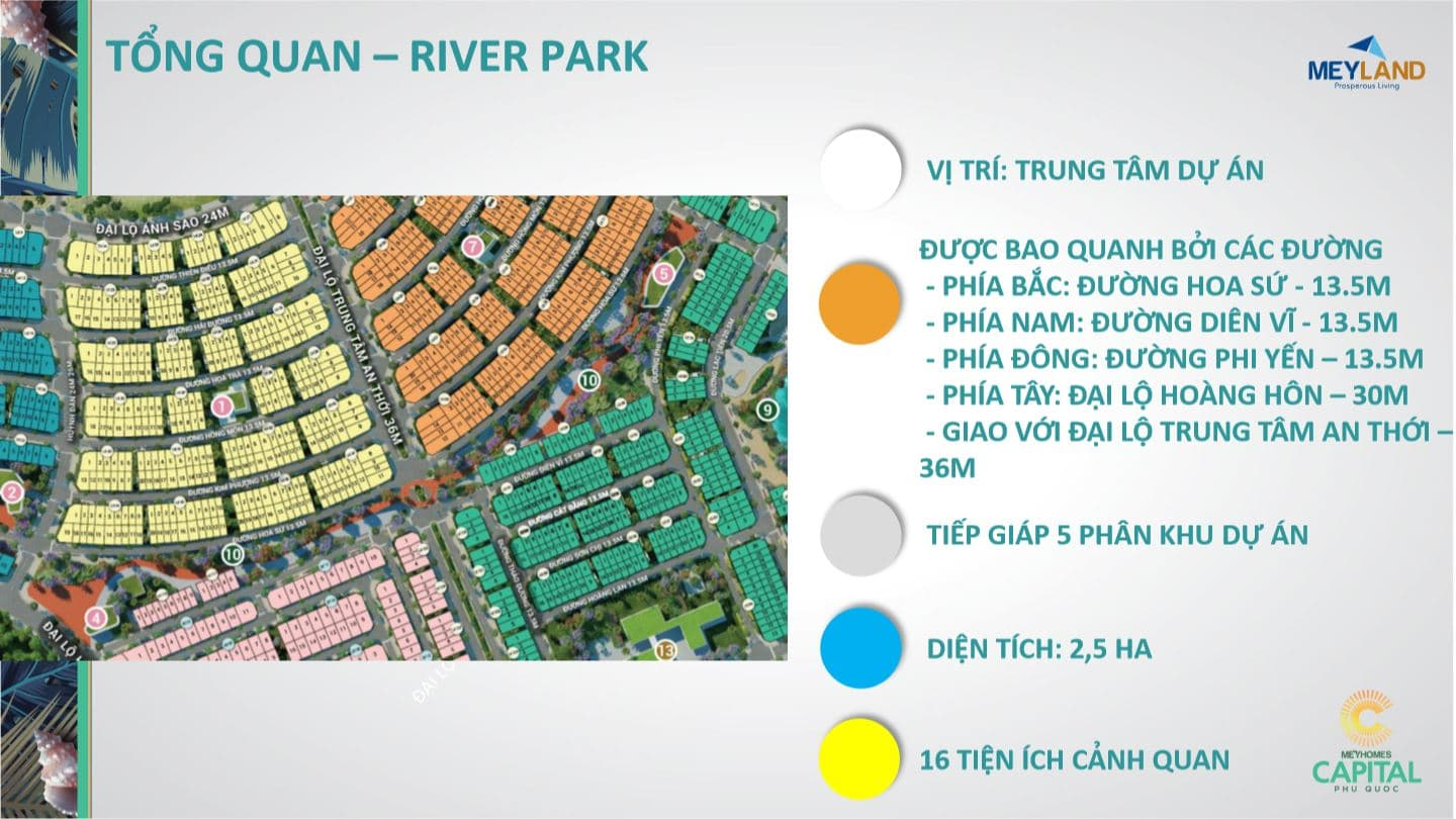 River Park - MeyHomes Capital Phu Quoc