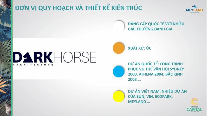 Dark Horse Architecture là đơn vị nổi tiếng trong lĩnh vực kiến trúc và tư vấn kỹ thuật