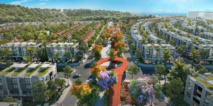 Các tiện ích của dự án Meyhomes Capital Phú Quốc