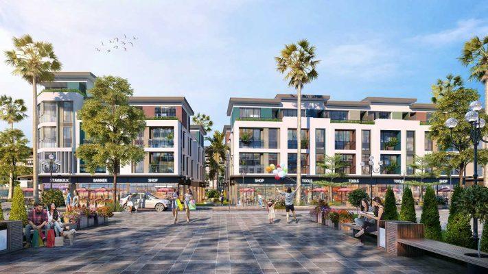 Club house tại Thành phố đảo nhiệt đới đa sắc màu Meyhomes Capital Phú Quốc