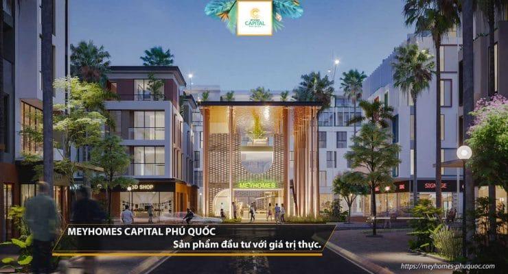 Các tiện ích hiện đại nổi bật của Meyhomes Capital Phú Quốc