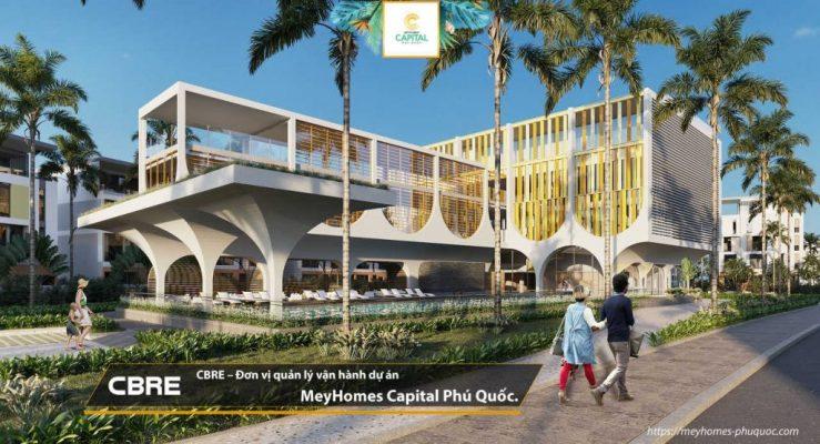 CBRE quản lý vận hành khu đô thị thông minh Meyhomes Capital Phú Quốc