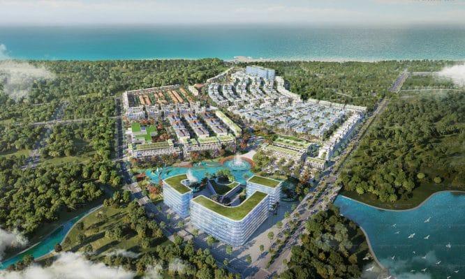 Meyhomes Capital Phú Quốc sở hữu kiến trúc xanh và phát triển bền vững