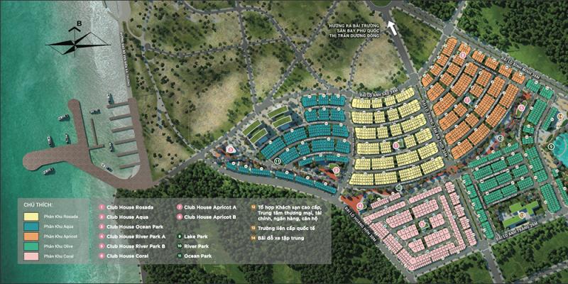 Thông tin chung về dự án Meyhomes Capital Phú Quốc